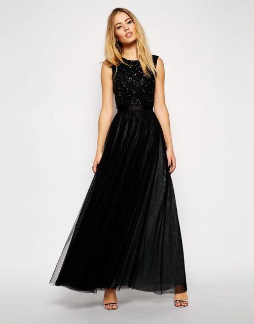 Платье элегантное на выпускной